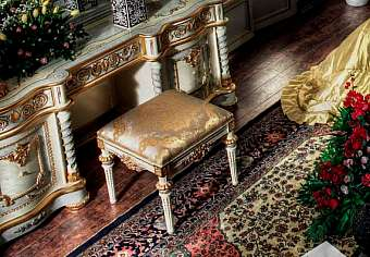 Пуф ASNAGHI INTERIORS Gold2 GD8706